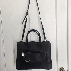 Zara Convertible Top Handle Bag